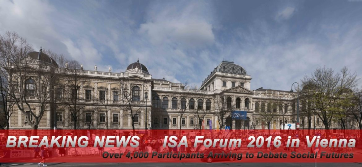 Breaking News: Vienna